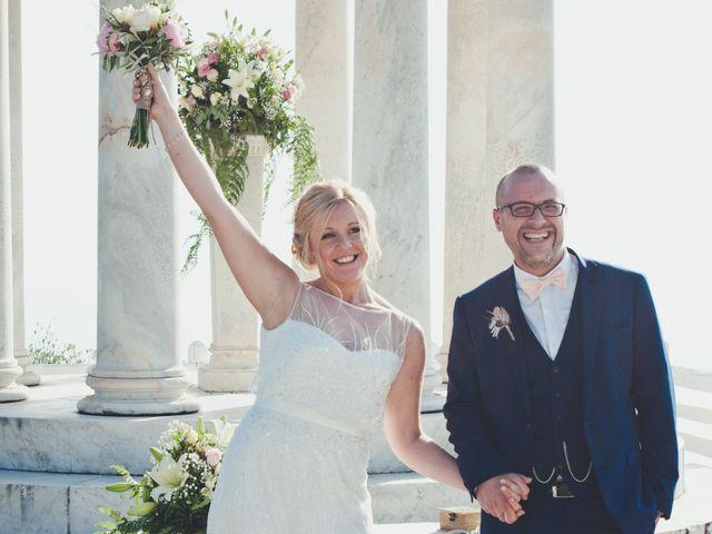 La boda de Fran y Sarah en Deià, Islas Baleares 31