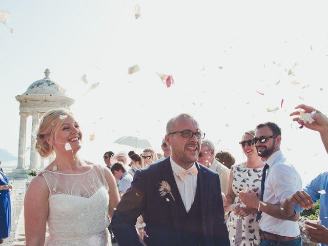 La boda de Sarah y Fran