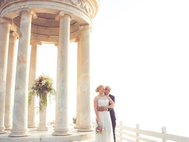 La boda de Fran y Sarah en Deià, Islas Baleares 17