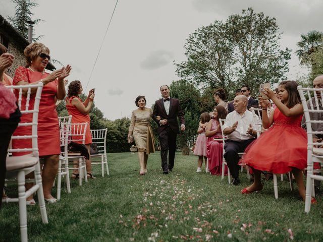 La boda de Dani y Ana en Ventas De Armentia, Burgos 4