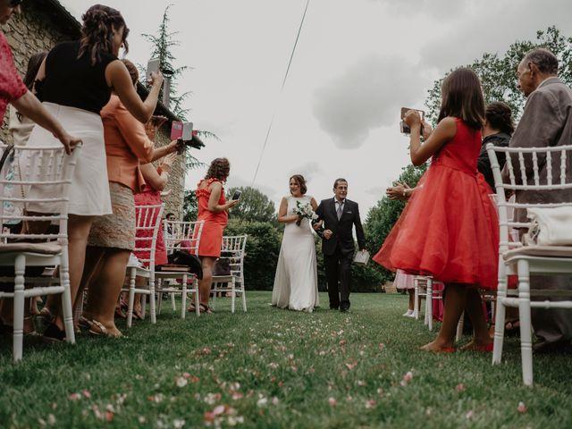 La boda de Dani y Ana en Ventas De Armentia, Burgos 6
