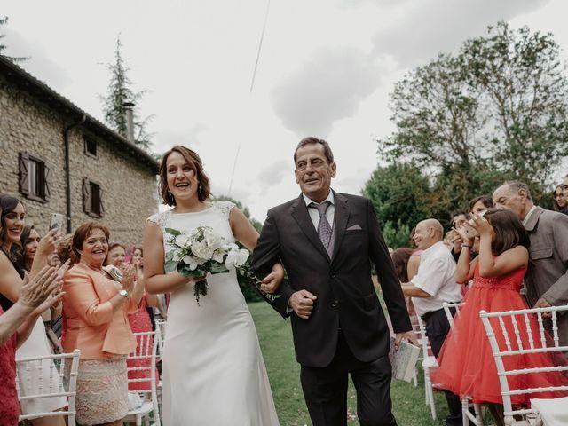 La boda de Dani y Ana en Ventas De Armentia, Burgos 7