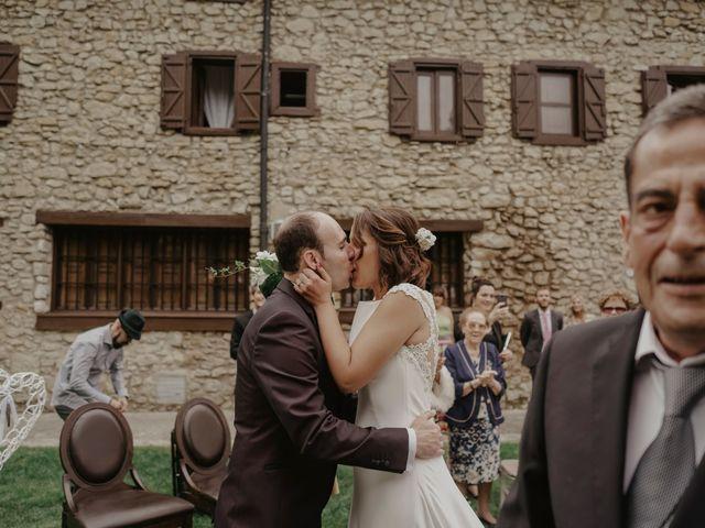 La boda de Dani y Ana en Ventas De Armentia, Burgos 8