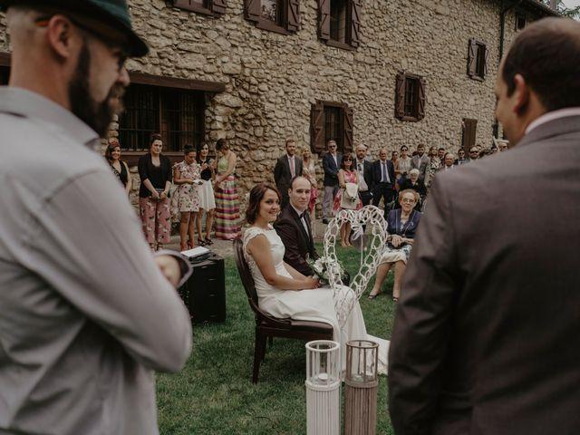 La boda de Dani y Ana en Ventas De Armentia, Burgos 9