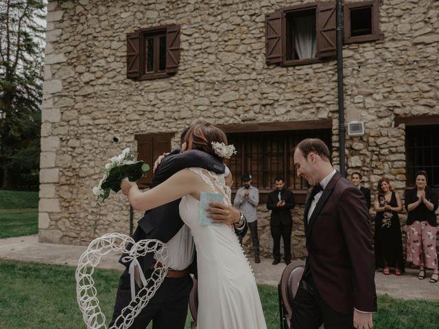 La boda de Dani y Ana en Ventas De Armentia, Burgos 10