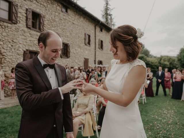La boda de Dani y Ana en Ventas De Armentia, Burgos 11