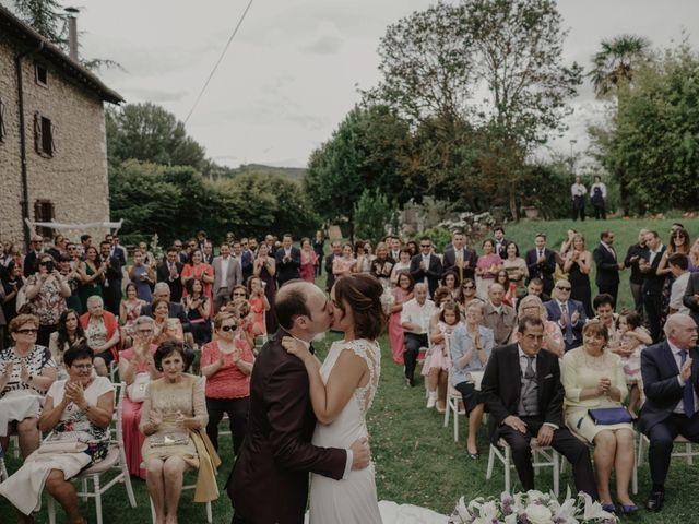 La boda de Dani y Ana en Ventas De Armentia, Burgos 12