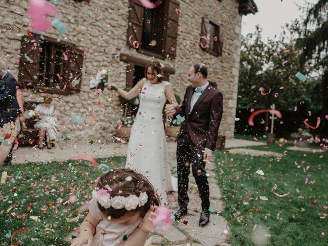 La boda de Dani y Ana en Ventas De Armentia, Burgos 14