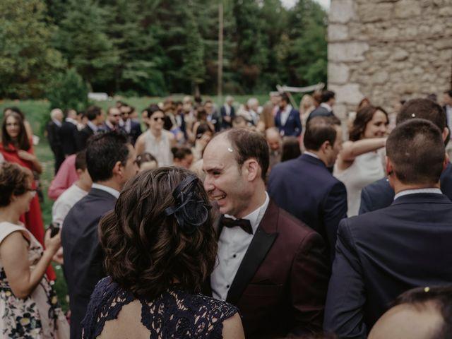 La boda de Dani y Ana en Ventas De Armentia, Burgos 16