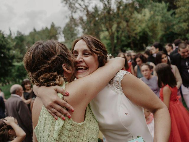 La boda de Dani y Ana en Ventas De Armentia, Burgos 17
