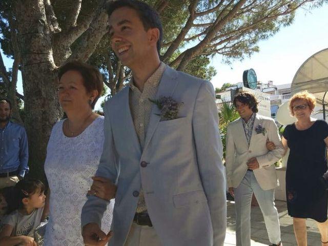 La boda de David y Oriol en Llança, Girona 2