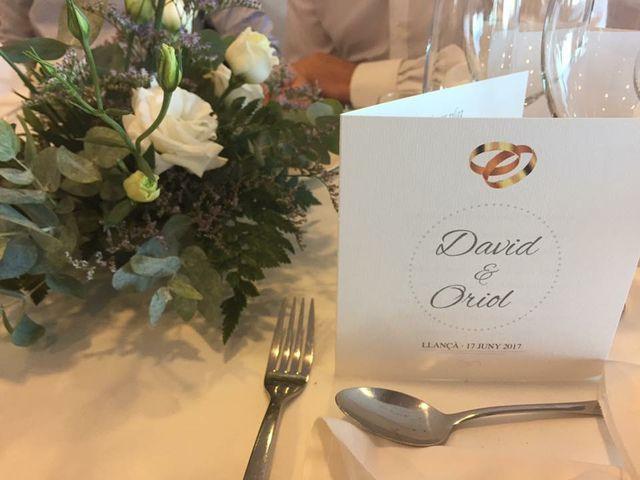 La boda de David y Oriol en Llança, Girona 3