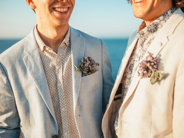 La boda de David y Oriol en Llança, Girona 5