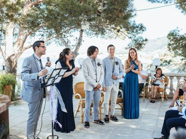 La boda de David y Oriol en Llança, Girona 9