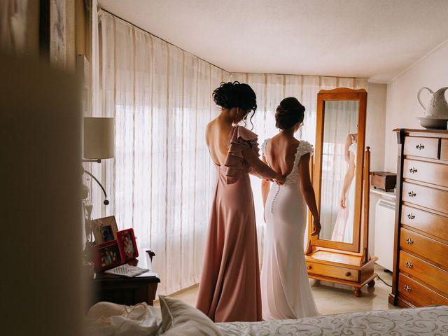 La boda de Javi y Eva en Granada, Granada 21