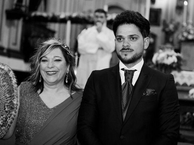 La boda de Javi y Eva en Granada, Granada 62