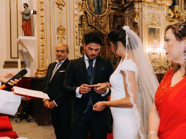 La boda de Javi y Eva en Granada, Granada 69