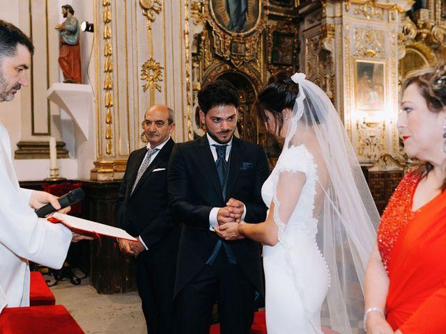 La boda de Javi y Eva en Granada, Granada 71