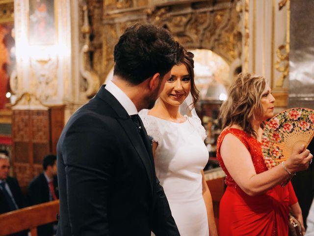 La boda de Javi y Eva en Granada, Granada 73