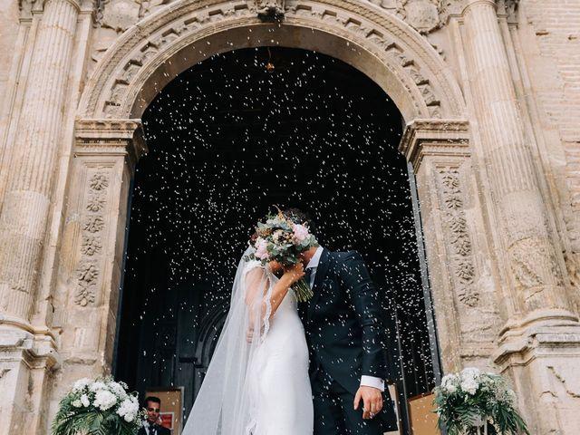 La boda de Javi y Eva en Granada, Granada 77