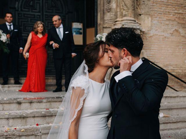 La boda de Javi y Eva en Granada, Granada 78