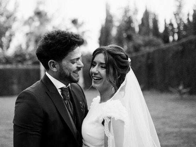 La boda de Javi y Eva en Granada, Granada 83