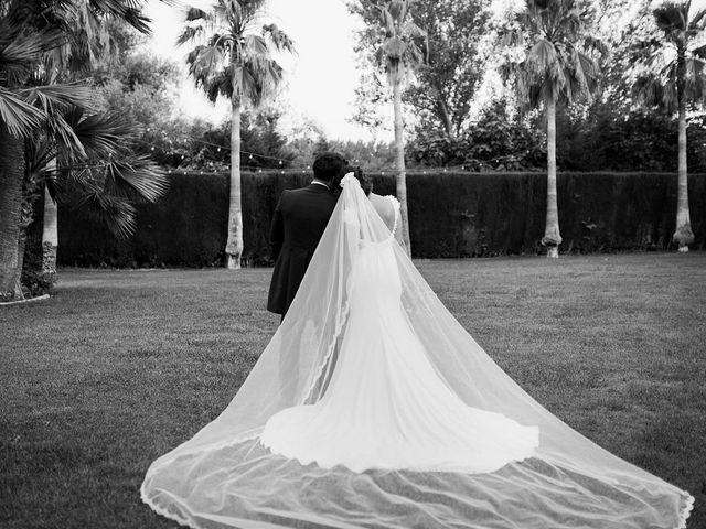 La boda de Javi y Eva en Granada, Granada 84