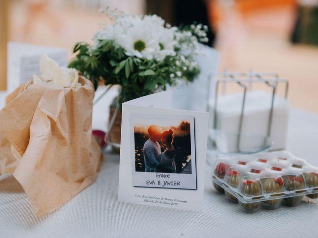 La boda de Javi y Eva en Granada, Granada 87