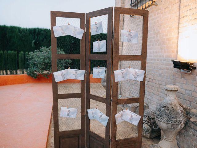 La boda de Javi y Eva en Granada, Granada 89