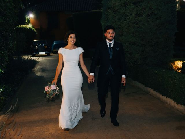 La boda de Javi y Eva en Granada, Granada 91