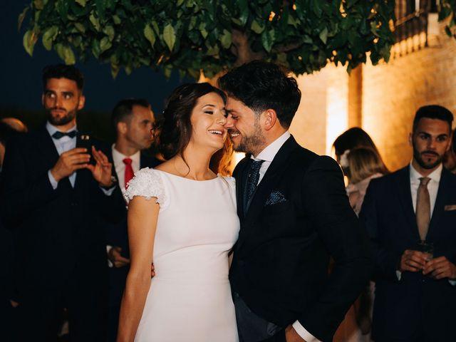 La boda de Javi y Eva en Granada, Granada 93