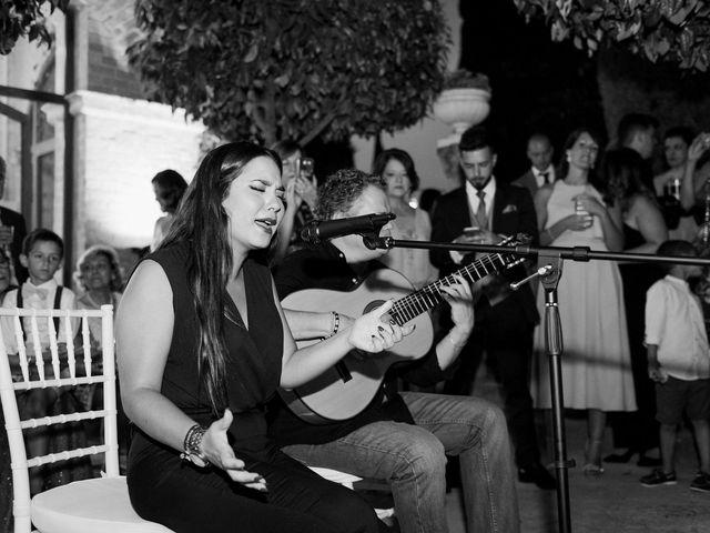 La boda de Javi y Eva en Granada, Granada 96