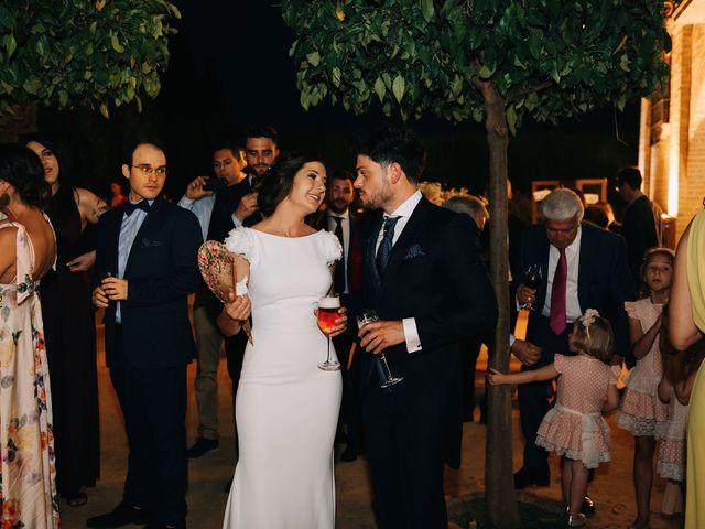 La boda de Javi y Eva en Granada, Granada 97
