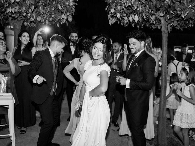 La boda de Javi y Eva en Granada, Granada 99