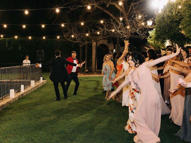 La boda de Javi y Eva en Granada, Granada 110