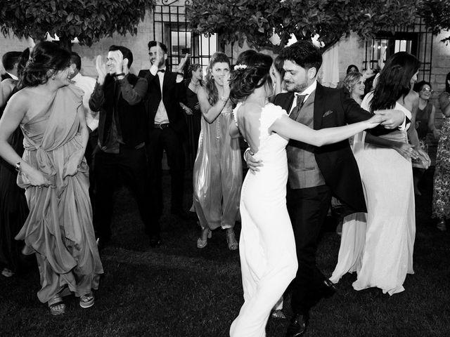 La boda de Javi y Eva en Granada, Granada 112