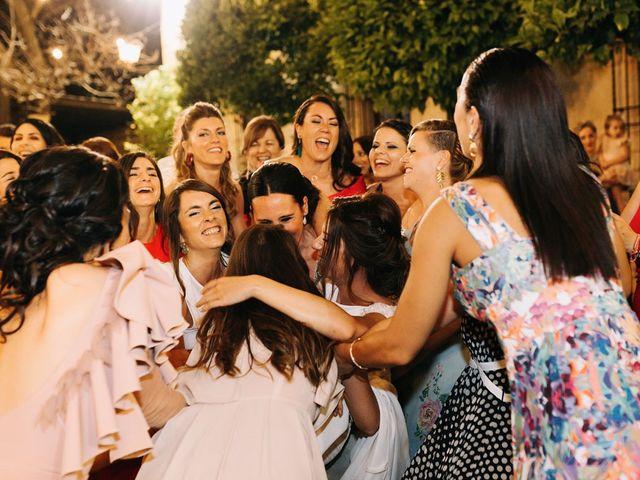 La boda de Javi y Eva en Granada, Granada 119