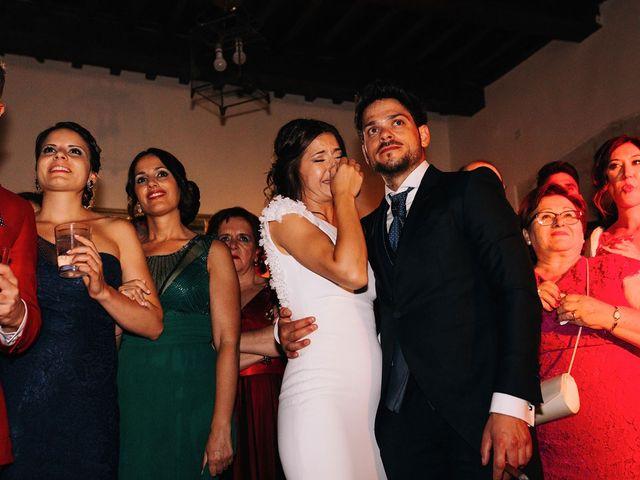 La boda de Javi y Eva en Granada, Granada 130