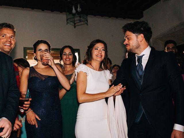 La boda de Javi y Eva en Granada, Granada 131