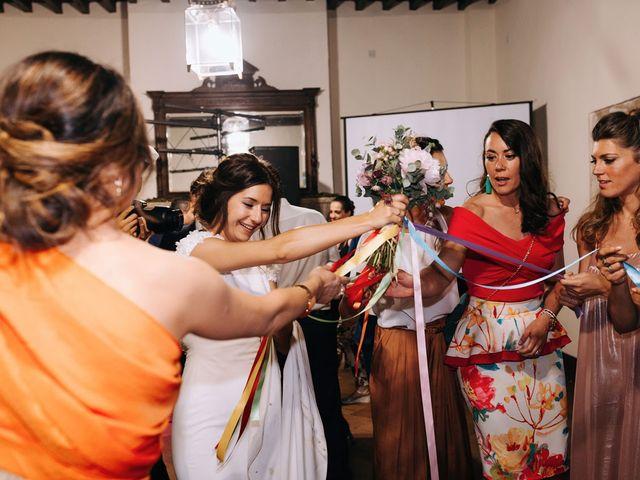 La boda de Javi y Eva en Granada, Granada 132