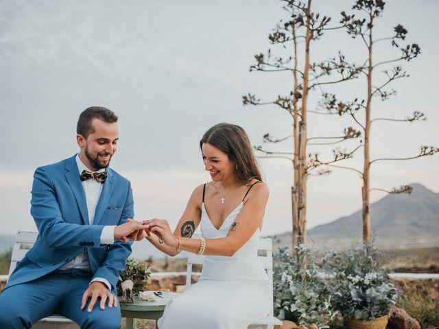 La boda de Isa y Miguel