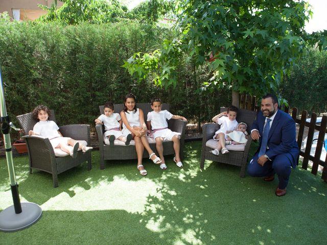 La boda de Yeray y Mar en Guadarrama, Madrid 2