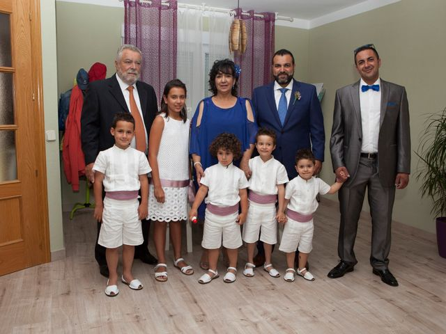La boda de Yeray y Mar en Guadarrama, Madrid 16