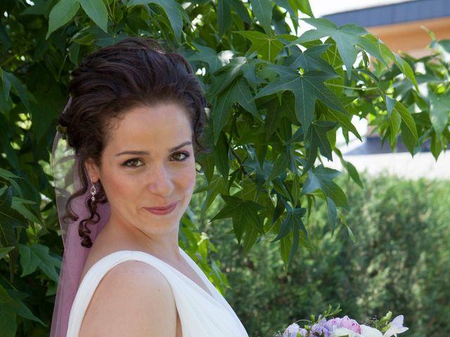 La boda de Yeray y Mar en Guadarrama, Madrid 23