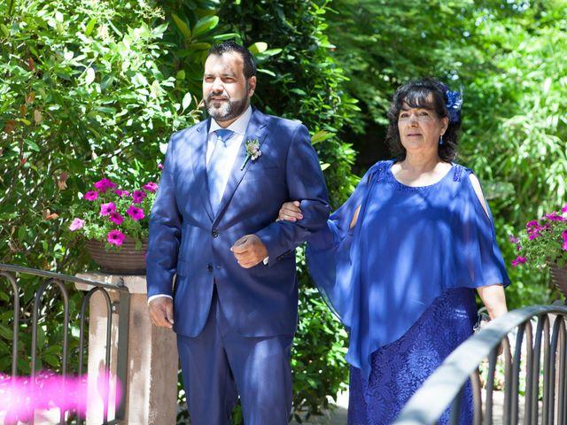 La boda de Yeray y Mar en Guadarrama, Madrid 26