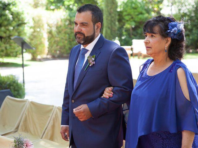 La boda de Yeray y Mar en Guadarrama, Madrid 27