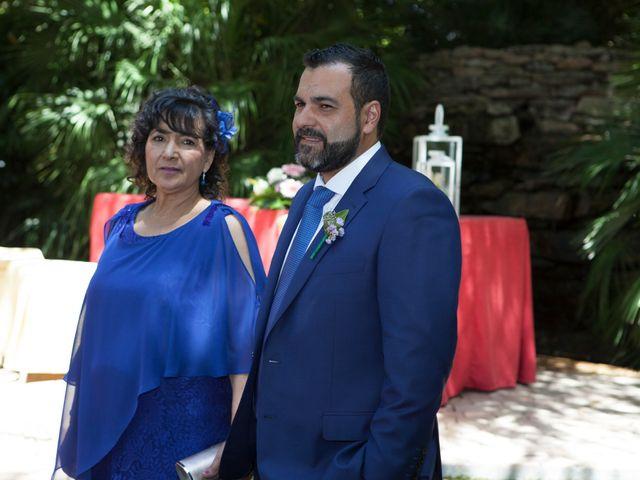 La boda de Yeray y Mar en Guadarrama, Madrid 28
