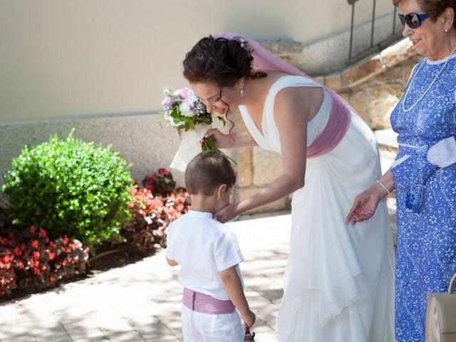 La boda de Yeray y Mar en Guadarrama, Madrid 32