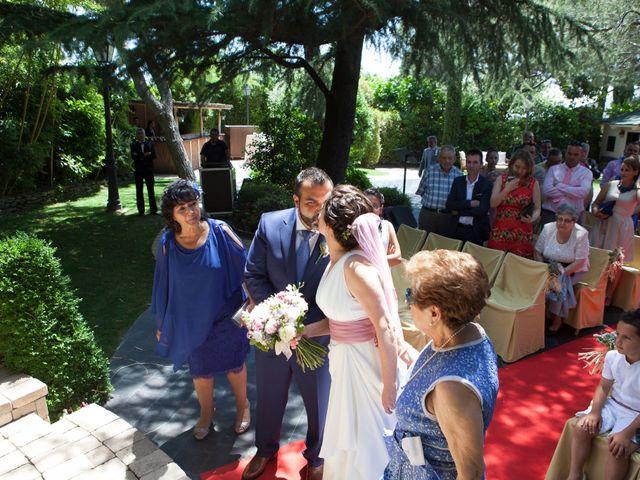 La boda de Yeray y Mar en Guadarrama, Madrid 35