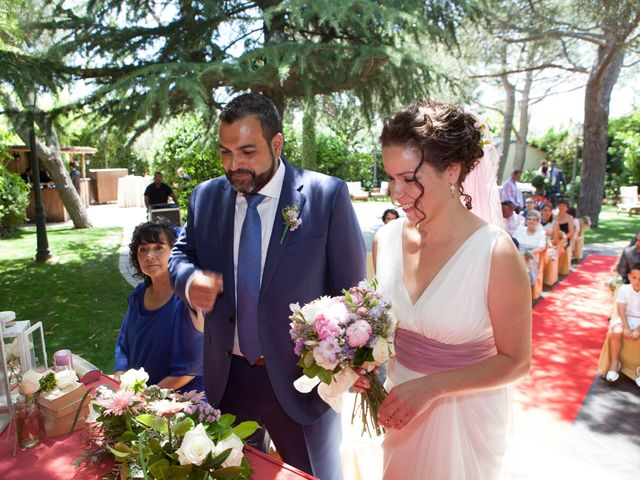 La boda de Yeray y Mar en Guadarrama, Madrid 36
